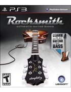 Rocksmith Guitar and Bass (Game Only) PS3