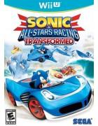 Sonic & All-Stars Racing Transformed WiiU (2012)