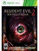 Resident Evil: Revelations 2 X360