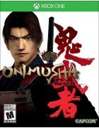 Onimusha: Warlords XBX1