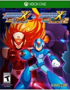 Mega Man X Legacy Collection 1 + 2 XBX1