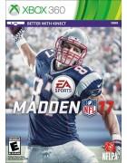Madden NFL 17 X360