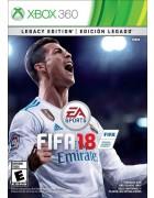 FIFA 18: Legacy Edition X360