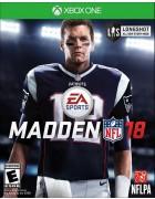 Madden NFL 18 XBX1