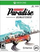 Burnout Paradise: Remastered XBX1