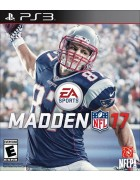 Madden NFL 17 PS3