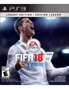 FIFA 18: Legacy Edition PS3