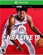 NBA Live 19 XBX1