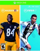 EA Sports 19 Bundle (Madden NFL 19 & FIFA 19) XBX1