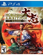 Nobunaga's Ambition: Taishi PS4