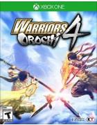 Warriors Orochi 4 XBX1