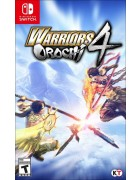 Warriors Orochi 4 SWCH