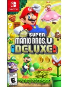 New Super Mario Bros. U Deluxe SWCH