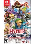 Hyrule Warriors: Definitive Edition SWCH