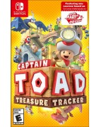 Captain Toad: Treasure Tracker SWCH