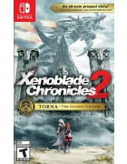 Xenoblade Chronicles 2: Torna - The Golden Country SWCH