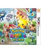 Pokemon Rumble World 3DS
