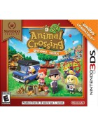 Animal Crossing: New Leaf - Welcome Amiibo [Nintendo Selects] 3DS