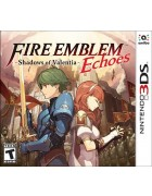 Fire Emblem Echoes: Shadows of Valentia 3DS