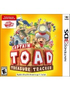 Captain Toad: Treasure Tracker 3DS