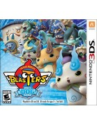 Yo-kai Watch Blasters: White Dog Squad 3DS