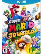 Super Mario: 3D World WiiU (2013)