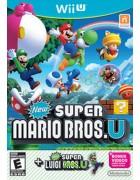 New Super Mario Bros. U + New Super Luigi U WIIU