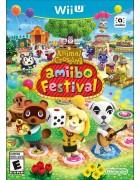 Animal Crossing: amiibo Festival (Game Only) WIIU