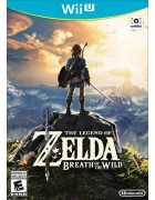 The Legend of Zelda: Breath of the Wild WIIU