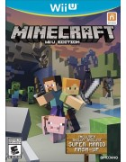 Minecraft: Wii U Edition WIIU
