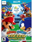 Mario & Sonic at the Rio 2016 Olympic Games WIIU