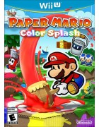 Paper Mario: Color Splash WIIU