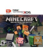 Minecraft: New Nintendo 3DS Edition 3DS