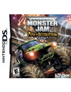 Monster Jam: Path of Destruction (Game Only) NDS (2010)