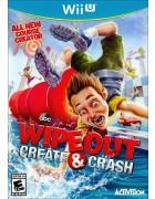 Wipeout: Create & Crash WiiU (2013)