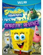 SpongeBob SquarePants: Plankton's Robotic Revenge WiiU (2013)