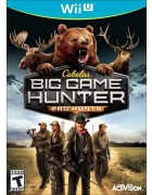 Cabela's Big Game Hunter: Pro Hunts WiiU (2014)