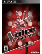 The Voice:  I Want You (Game Only) PS3