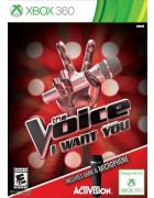 The Voice:  I Want You (Game Only) X360