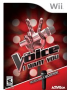 The Voice:  I Want You (Game Only) WII