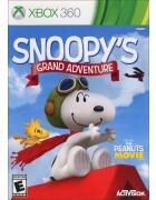 The Peanuts Movie: Snoopy's Grand Adventure X360