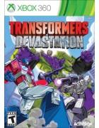 Transformers: Devastation X360