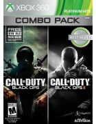 Call of Duty: Black Ops 1 & 2 Combo Pack X360