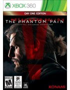 Metal Gear Solid V: The Phantom Pain X360