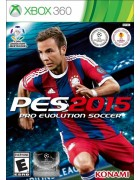 Pro Evolution Soccer 2015 X360 (2014)