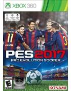 Pro Evolution Soccer 2017 X360
