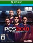 Pro Evolution Soccer 2018 XBX1