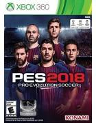 Pro Evolution Soccer 2018 X360