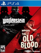 Wolfenstein: The Two Pack PS4
