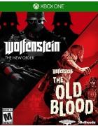 Wolfenstein: The Two Pack XBX1
